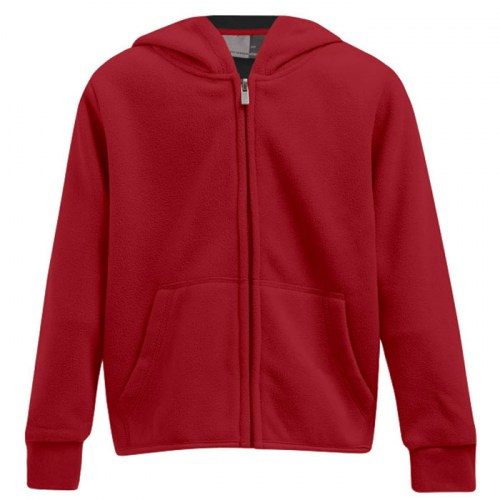 kids-hooded-fleece-jacket-rot-schwarz-v